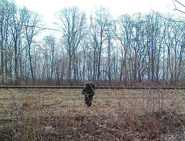 Захищено: Спосіб проходу через місцевість із мінно-підривними загородженнями  | Код: 90069